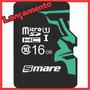 Cartão Micro Sdhc 16gb Ultra Sd Classe 10 Garantia De 5 Anos