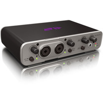 Interfaz De Audio Usb Y Ipad Fast Track Duo Avid