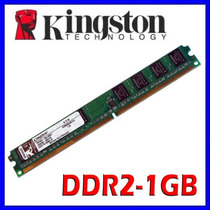 Memorias Ddr2 1gb Para Pc 667 Marca Kingston