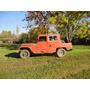Jeep Ika Doble Cabina Con Pickup - 4x4 Alta Y Baja