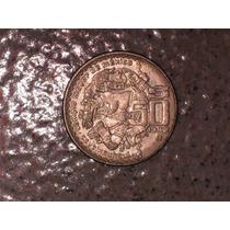 Moneda De 50 Pesos Coyolxauhqui