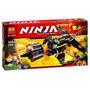 Lego Ninjago Boulder Blaster (marca Alternativa Bela)