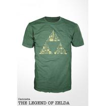 Camiseta The Legend Of Zelda - Nintendo - Link