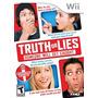 Juego Wii Truth Lies: Someone Will Get Caught! Envio Gratis