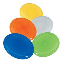 30 Frisbee P/ Personalizar Souvenir Ponele Tu Stiker 16.5cm