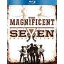 Blu-ray The Magnificent Seven / Los 7 Magnificos / 4 Films