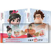 Kit Disney Infinity Play Set Pack Wreck-it Ralph Toy Box