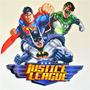 Reloj Proyector Liga De La Justicia Batman