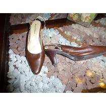 Zapatos Para Dama Bruno Rossi #38
