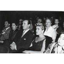 Foto Original Manolo Fabregas & Fela Fabregas La Sed 1954