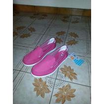 Crocs Walu Cavas Loafer Women Talla 8 Traidos De Usa