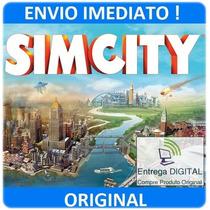 Simcity Online Origin Oficial Envio Imediato! Pc Sim 5 2013