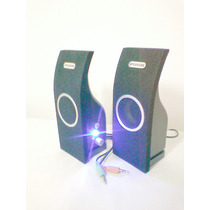 Cornetas Speakers Midtower 6 Rms Entrada Mic ¡¡super Oferta!