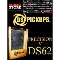Microfonos Ds Pickups Precision V Ds62 Nuevos!! Imperdibles!