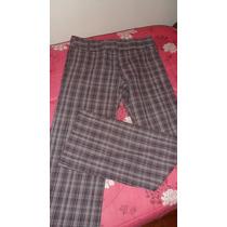 Traje De Pantalon Y Chaqueta De Dama