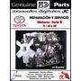 Manual De Taller Motor Diesel Toyota Seie B, 2b, 3b Español