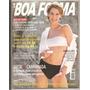 Revista Boa Forma Agosto/1997 ¿ Capa: Vanessa Lóes