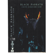 Vhs Black Sabbath Cross Purposes Live / O R I G I N A L