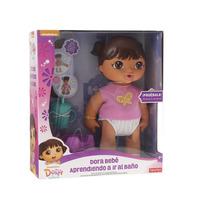 Dora Exploradora Bebe Aprendiendo A Ir Al Baño