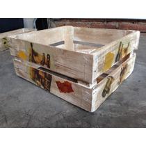 Cajas De Madera Decoradas A Mano Diferentes Motivos Vintage