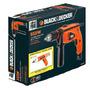 Taladro 13mm 550w + Atornillador Black And Decker Hd500sd S/