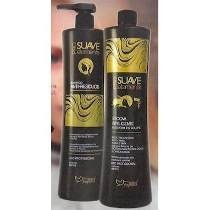 Kit Escova Inteligente Suave Fragrance (sem Formol) 1lt