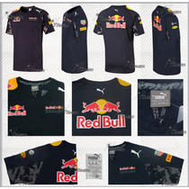 Playera Puma Red Bull Racing Genuina F1 Linea 2016 Ricciardo