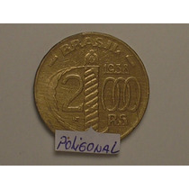 2.000 Rs. 1938 - Caxias