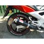 Escape Deportivo Xrs Completo - Honda Cbx Twister 250