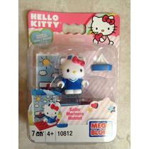 Hello Kitty Mega Blocks Figuras Coleccionables