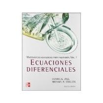 Libro Ecuaciones Diferenciales Vol 1 3 Ed