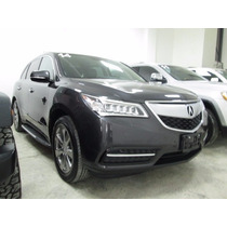 Acura Mdx Awd Impecable 2014