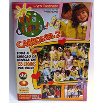 Album De Figurinhas Carrossel 2 - Completo Panini