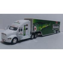Trairler Kemworth T700 Cerveza Heineken Esc. 1:68