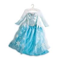 Disfraz Vestido Elsa Frozen 100% Original Disney Store!!