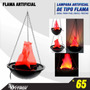 Fuego Artificial Led Tipo Flama, Bar, Fiesta, Disco, Pubs
