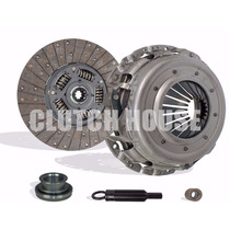 Kit De Clutch 1972-1984 Chevrolet C-10 4.8lts L6 4vel 292cid