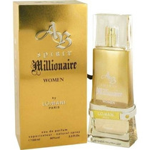 Perfume Spirit Millionaire By Lomani 100ml Fem, Lady Million