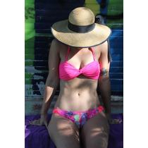 Bikini Mallas Importadas 3 Piezas Temporada Verano 2017