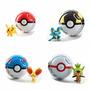 Pokebola 1 Nuevo Modelo + 1 Pokemon + Envió