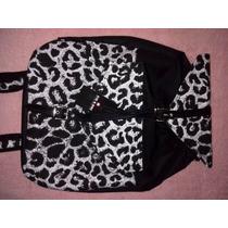 Bolso Morral Backpack Animal Print Nuevo Original Xicxoc M5