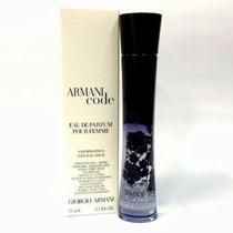 Armani Code Feminino Parfum Tester