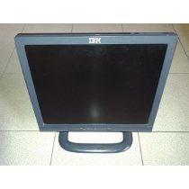 Monitores Lcd 17 Ibm Dell Con Dvi Garantía