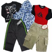 Niños Bebes 12- 24 Meses Pañaleros Pantalones Playeras Petos
