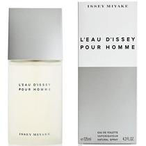 Perfume Issey Miyake Pour Homme 125 Ml - Original E Lacrado