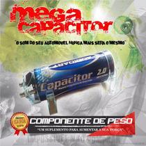 Mega Capacitor Audioart 2.0 Farad 2.000w Rms Digital