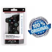 Controle Ps3 Original Lacrado Sony Wireless - Dualshock 3