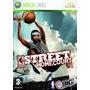 Juegos De Xbox360 Basket Nba Street Homecourt Como Nuevo