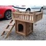 Casinha Para Cachorro Em Imbuia