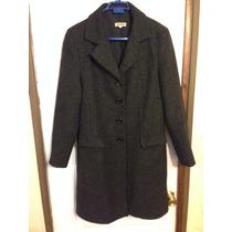 Abrigo Chaqueta De Mujer Marca Basement Talla L